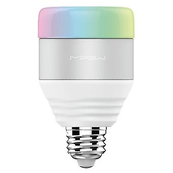Mipow Rainbow Lite 280 LM Bluetooth 5W witte chip lamp