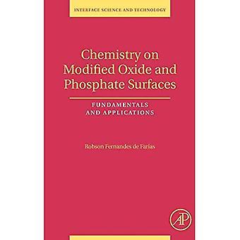 Chemie auf modifizierten Oxid- und Phosphatoberflächen: Grundlagen und Anwendungen