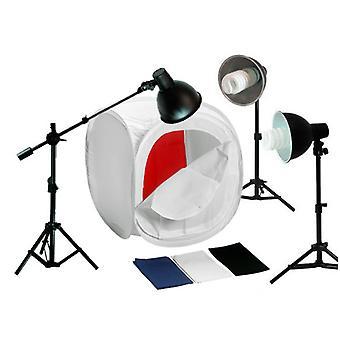 BRESSER BR-2244 produkt inspelnings uppsättning 80x80X80cm