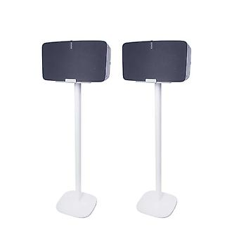 Vebos floor stand Sonos Play 5 gen 2 white set