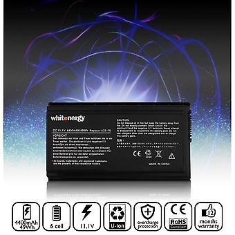 Whitenergy Batterij Asus A32-F5 11.1V Li-Ion 4400mAh