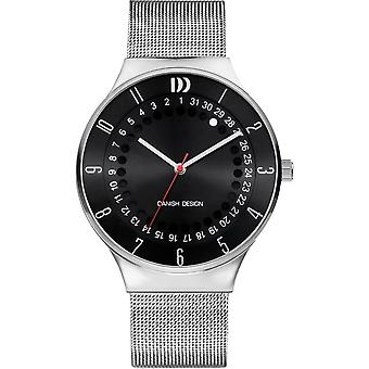 Danish Design IQ63Q1050 New York Heren Horloge