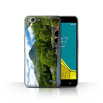 STUFF4 Case/Cover for Vodafone Smart Ultra 6/Bridge/Mountain/Scottish Landscape