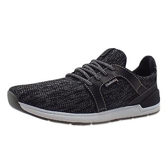 Chatham Marine Helm Men's Casual Trainers In Black