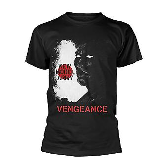 New Model Army Vengeance Official Tee T-Shirt Mens Unisex