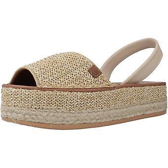 Menorquinas Popa Sandals 46201p Natural Color