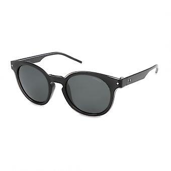 Polaroid Black PLD2036S Unisex Lente/Zomer zonnebril