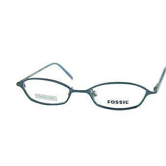 Fossil Brille Brillengestell Las Vegas blau OF1042470