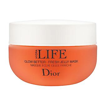 Christian dior hydra life glow better fresh jelly mask 60ml/1.8oz