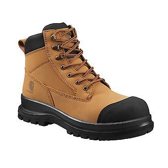 Carhartt Men's Work Boots Detroit 6 Inch Zip Rugged Flex S3