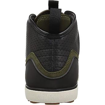 Aldo Mens Padgitt High Top Lace Up Fashion Sneakers