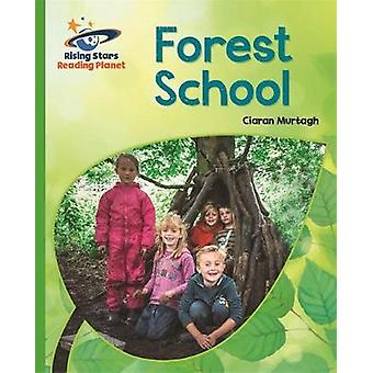 Reading Planet  Forest School  Green Galaxy by Ciaran Murtagh