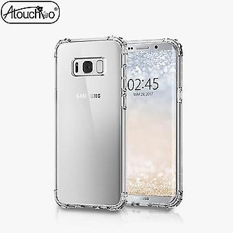 FONU Anti-Shock verstärkte Rückabdeckung Abdeckung Samsung Galaxy S8 Plus