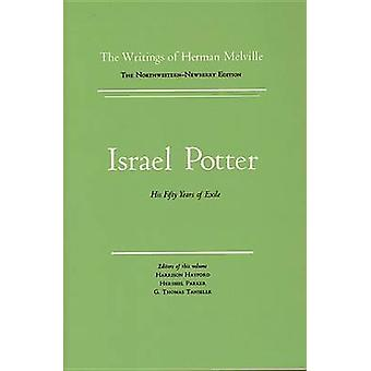 Israel Potter by Herman Melville - 9780810105539 Book