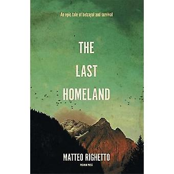 The Last Homeland by Howard Curtis - 9781782274810 Book