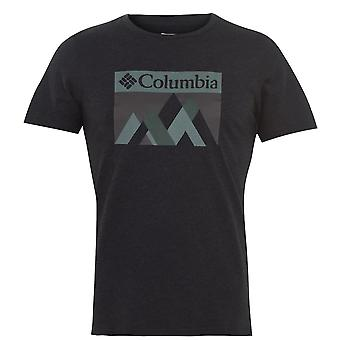 Columbia Mens Alpine Way T-Shirt Short Sleeve Performance T Shirt Tee Top