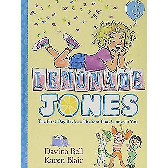 Lemonade Jones 1 - Lemonade Jones by Davina Bell - 9781911631125 Book