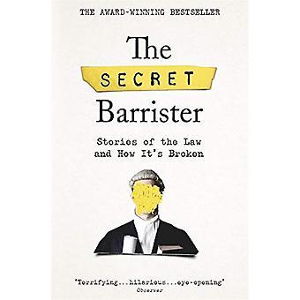 Tajne Barrister - historie prawa i jak to jest z podziałem na S