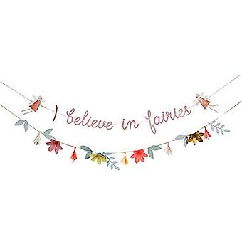 Meri Meri Fairy Garland-Party Decoration 2 x 8ft