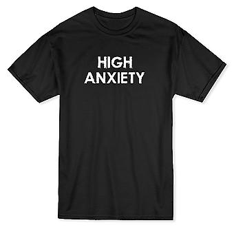 High Anxiety Quote Men's T-shirt