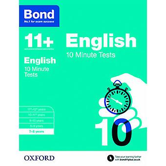 Bond 11 English 10 Minute Tests