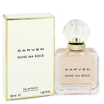 Dans Ma Bulle Eau De Parfum Spray By Carven 1.66 oz Eau De Parfum Spray