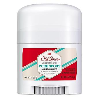 Old spice travel size deodorant, pure sport, 0.5 oz x 6 ea