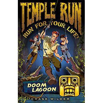 Temple Run - Doom Lagoon de Chase Wilder - 9781405275002 Libro