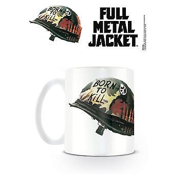Full Metal Jacke geboren, um Becher zu töten