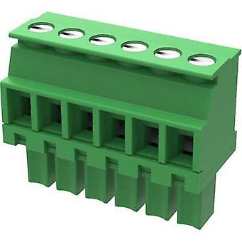 Gabinete de degson Pin - cabo 15EDGKB Número total de pinos 4 Espaçamento de contato: 3,81 mm 15EDGKB-3.81-04P-14-100AH 1 pc(s)