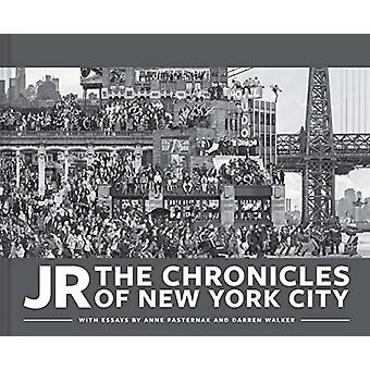 JR - The Chronicles of New York City par JR - 9781452184920 Livre