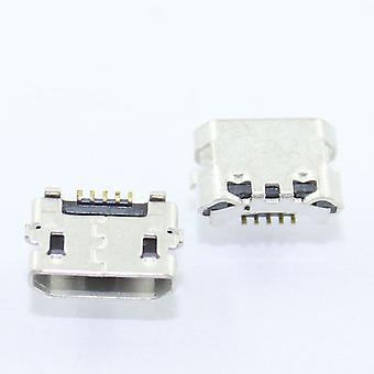 Conector de conector jack de puerto de toma de corriente USB CC para Huawei Ascend 4x 4X Y6 4A 4C Y550 G620S L11