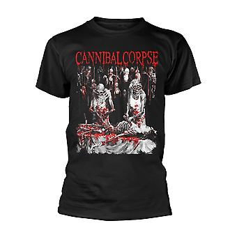 Cannibal Corpse Butchered At Birth (Explicit) Official T-Shirt Unisex