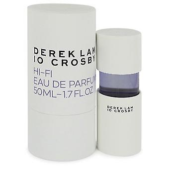 Derek Lam 10 Crosby Hifi Eau De Parfum Spray By Derek Lam 10 Crosby 1.7 oz Eau De Parfum Spray