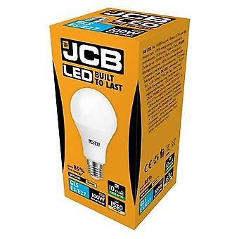JCB LED A60 1520lm Opal 15w Light Bulb E27 2700k