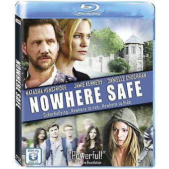 Nowhere Safe [BLU-RAY] USA import