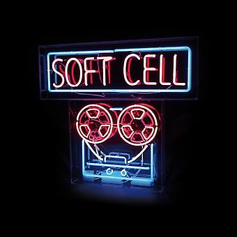 Soft Cell - Singles: Keychains & Snowstorms [CD] USA import