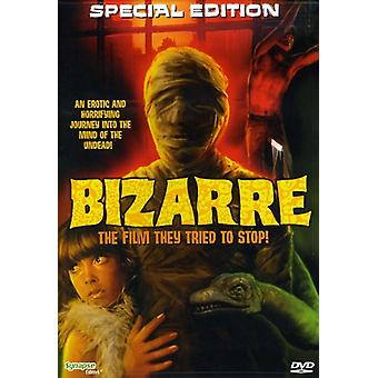 Bizarre [DVD] USA import