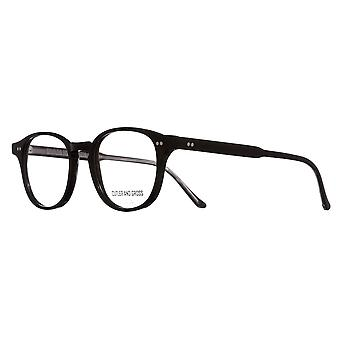 Cutler and Gross 1312 02 Shiny Black Glasses