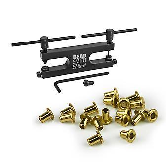 Beadsmith EZ-Rivet Tool Kit and Rivet Packs