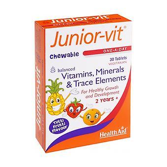 Junior Vit 30 tablets