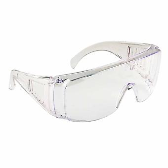 Portwest - Visitor Safety Spectacle Clear Regular