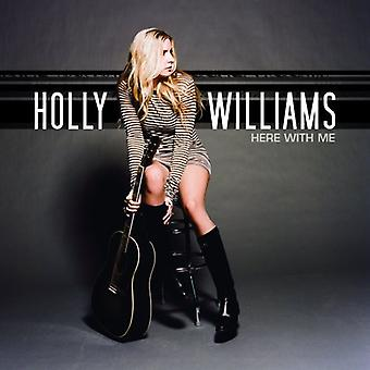 Holly Williams - Here with Me [CD] USA import