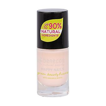 Vernis à ongles rose perle (be my baby) 8-FREE 5 ml