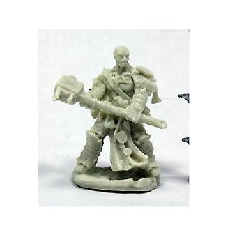 Reaper Miniatures Bones Pathfinder Crowe, Iconic Bloodrager
