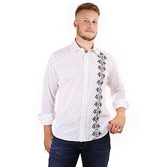 Day Ls Embroidered Shirt