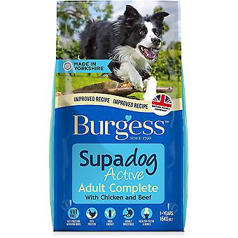 Burgess Supadog Active - 15kg