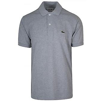 Lacoste Classic Grey Polo shirt