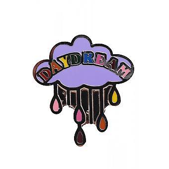 Fearless Illustration Daydream Pin Badge