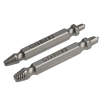 BOA Grabit Screw & Bolt Remover Set 2 Piece BOAGBSET